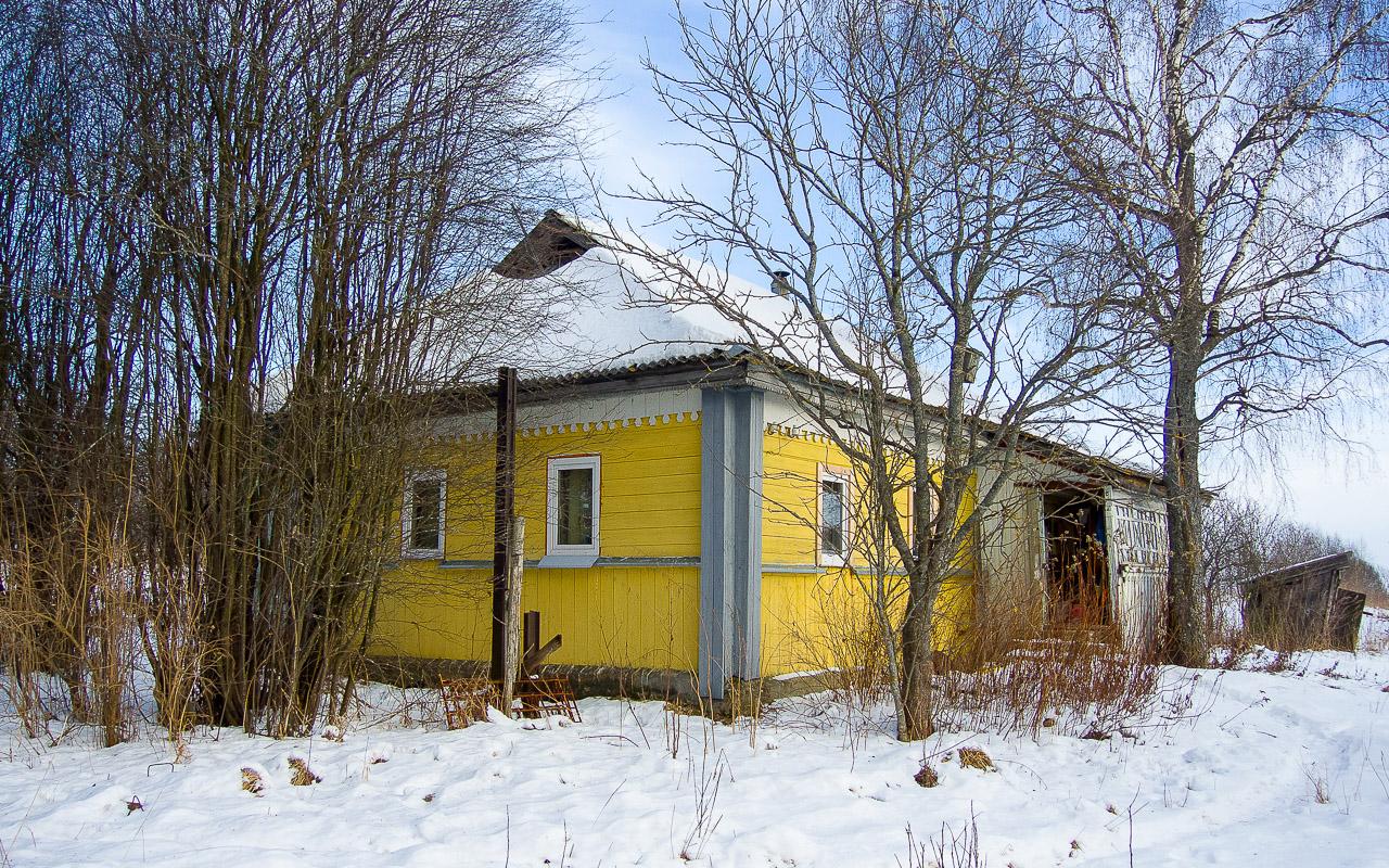Крыша до реконструкции