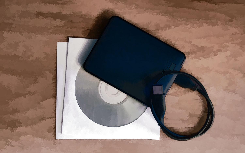диски с резервными копиями