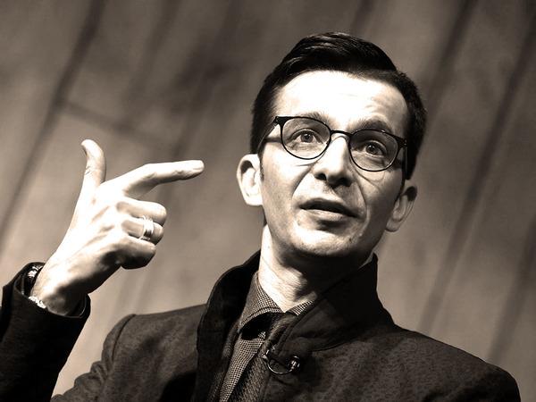 Андрей Курпатов читает лекцию