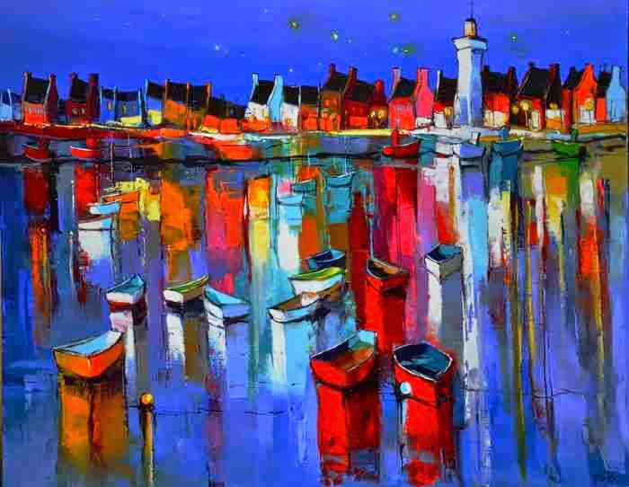 Eric Le Pape, французский художник