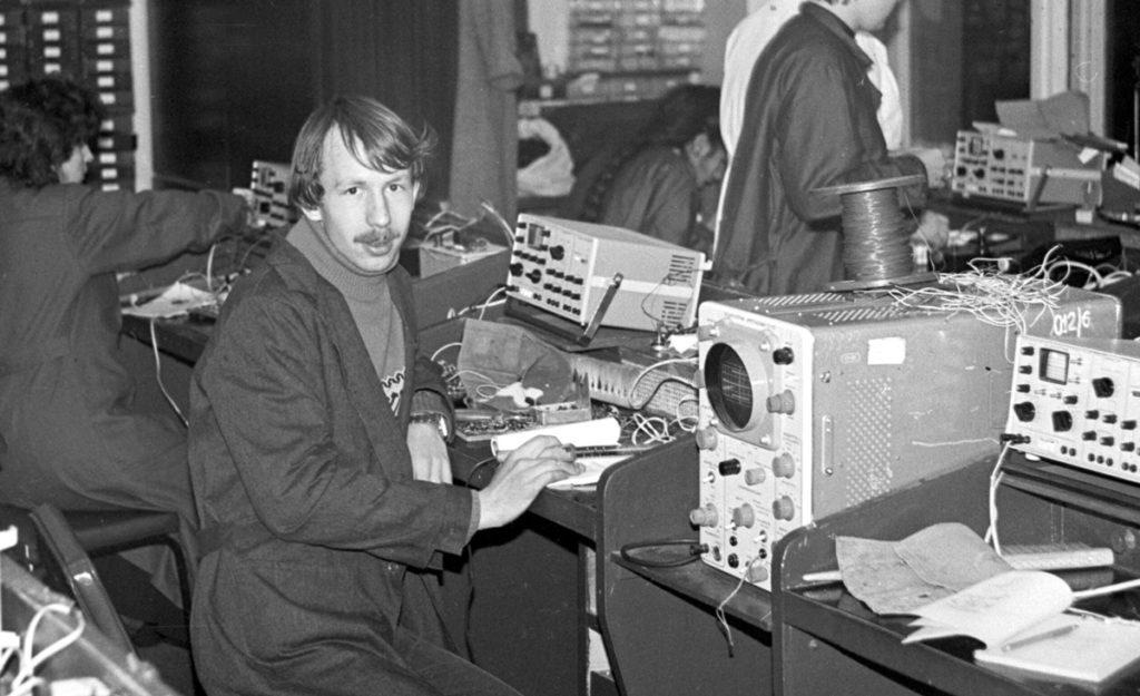 Лаборатория радиомонтажа